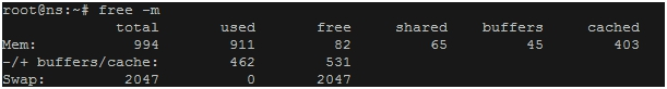 Swap on Ubuntu 14.04 เพิ่ม Memmory
